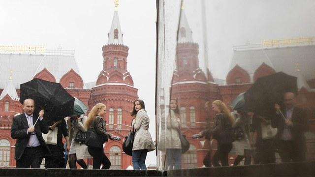 Guardian: Новые лица российской столицы