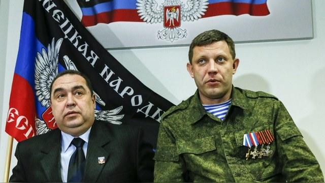 Украинские СМИ: ДНР и ЛНР признали себя частью Украины