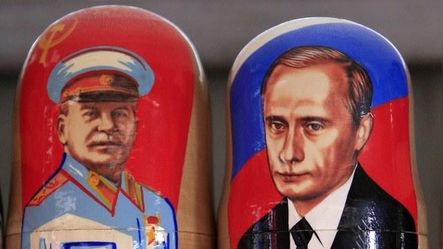 LA Times: Путин вновь «восхищается» Сталиным — вместе с россиянами