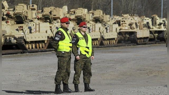 WSJ: Варшава и Вашингтон обсуждают размещение тяжелой техники в Польше