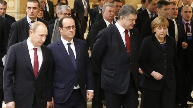 Вести: «Минск-3» вернет Донбасс Украине на правах автономии
