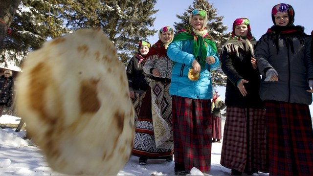 Bloomberg: Блины помогут России завоевать сердца и желудки американцев