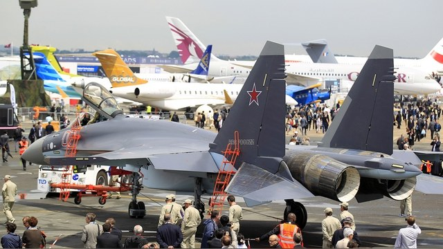NouvelObs: Участие России в авиасалоне Ле Бурже – насмешка над Европой