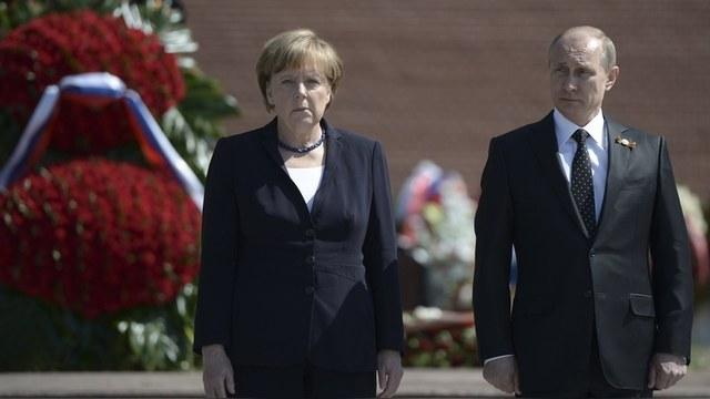 Die Zeit: США обеспокоены нежеланием немцев идти на конфликт с Россией