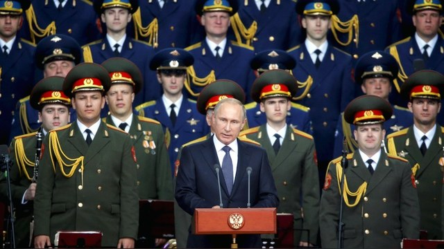 Independent: 40 баллистических ракет помогут России «догнать» Америку