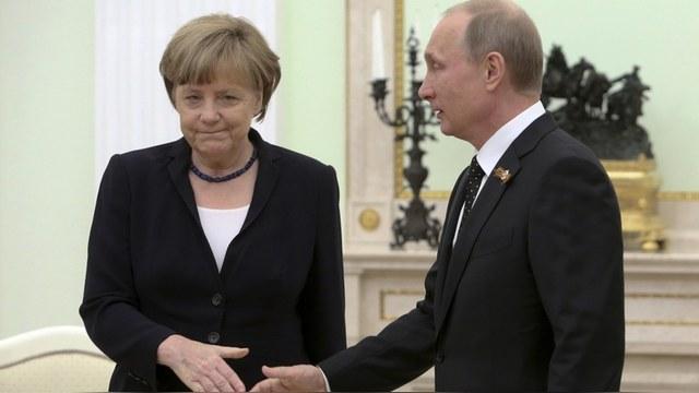 Focus: Поняв бессилие США, Европа перейдет на сторону Путина