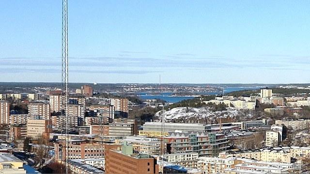 Суд отклонил жалобу России на продажу здания торгпредства в Швеции