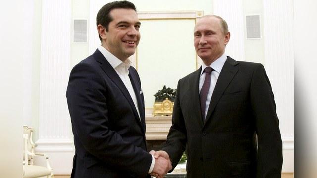 FP: Плохие новости для НАТО - Путин метит в кумиры греков