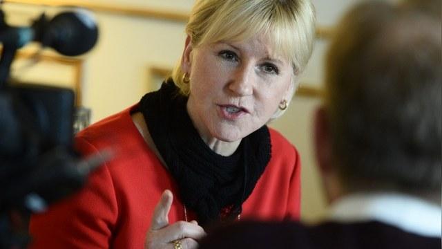 Глава МИД Швеции: В заморозке отношений виновата Россия
