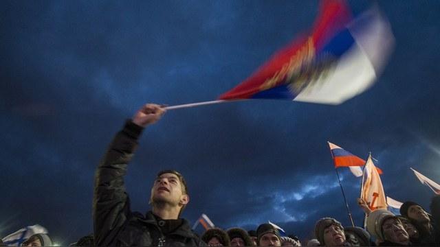 Австрийские борцы с «диктатурой ЕС» признали Крым российским