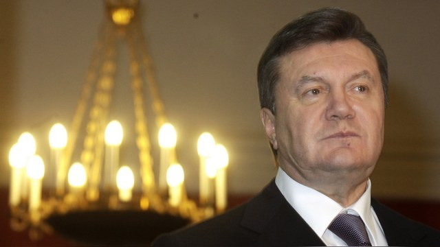 Виктор Янукович: Новые киевские власти «разрушили страну»