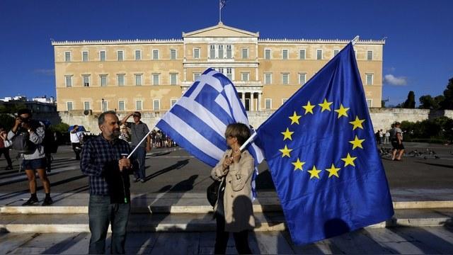 Deutsche Wirtschafts Nachrichten: Греки будут жить там, где решит Вашингтон