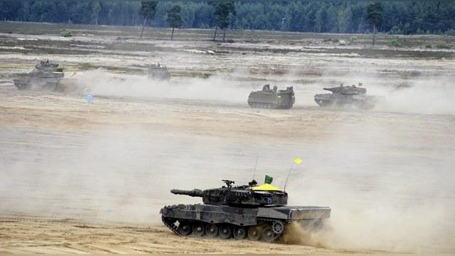 BBC: Спецназ НАТО успокоит прибалтов  и научит защищаться