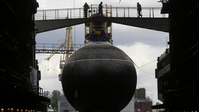 Diplomat: Российский флот пополнят новейшие подлодки, но еще не скоро