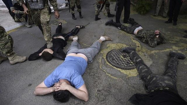 Amnesty International сообщает о пытках в добровольческих батальонах