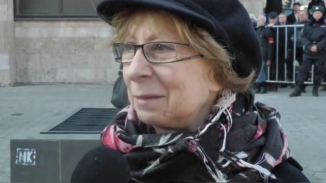 Ахеджакова попросила у армян прощения за «российскую оккупацию»