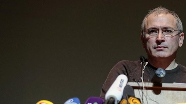 Ходорковский связал обвинения Москвы со своими статьями
