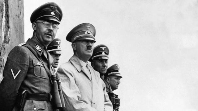 Daily Mail: Напасть на Россию Гитлера «дернул» Паркинсон