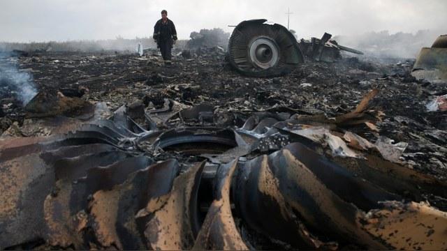 Голландия ждет от России замечаний по отчету о крушении MH 17