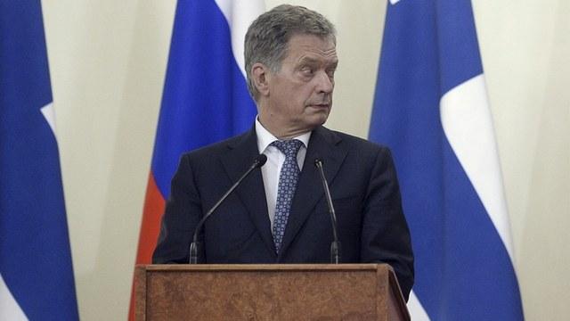 Президент Финляндии сожалеет, что Нарышкину отказали в визе