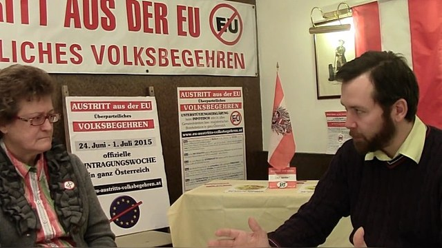 Австрийская пенсионерка приблизила выход страны из ЕС