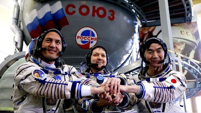 CSM: Успешному запуску «Союза» радовались и в России, и в США
