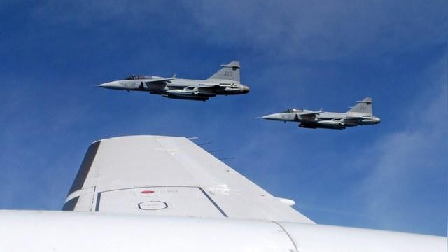 Новая встреча с Ту-22М над Балтикой навела Швецию на мысли о ПВО
