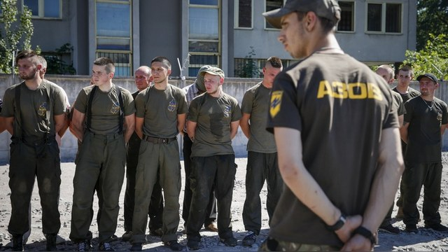 Daily Beast: Американские инструкторы сами не знают, кого учат воевать