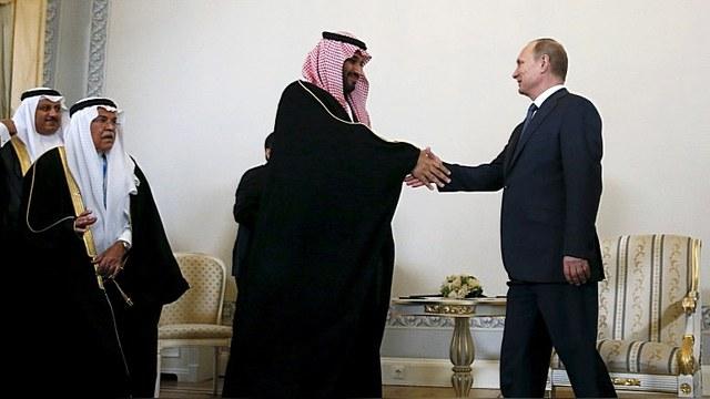 CSM: Саудовская Аравия вдруг увидела в Путине друга