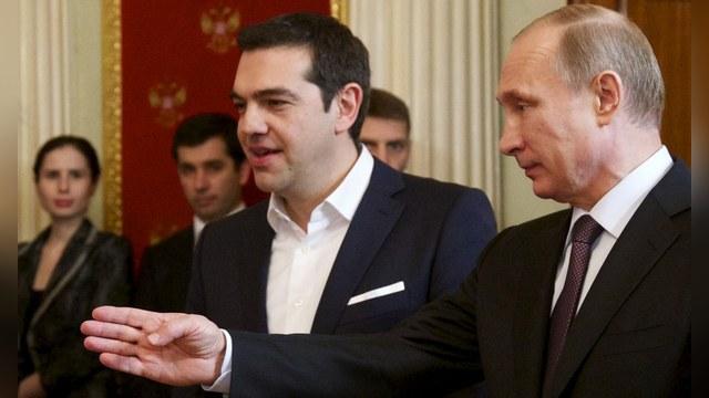 Forbes: Россия завлекает Грецию в банк БРИКС, чтобы «влепить пощечину» ЕС