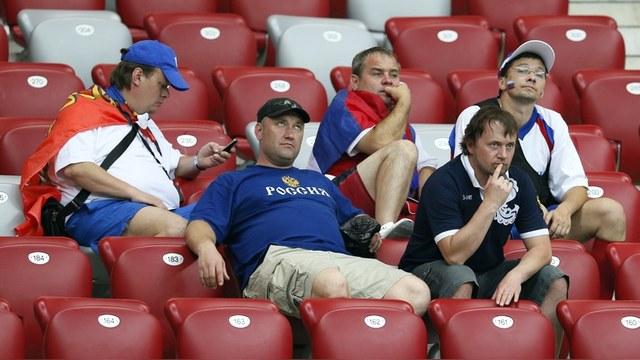 WP: Чем ближе чемпионат, тем безразличнее россияне к футболу