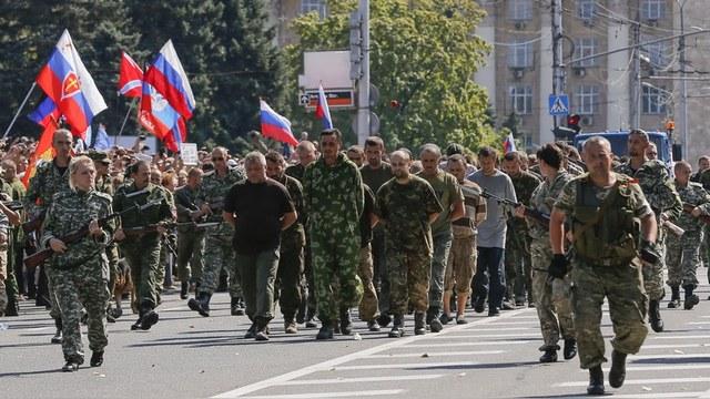 Südwest-Presse: Благодаря Порошенко Донбасс все больше ненавидит Украину