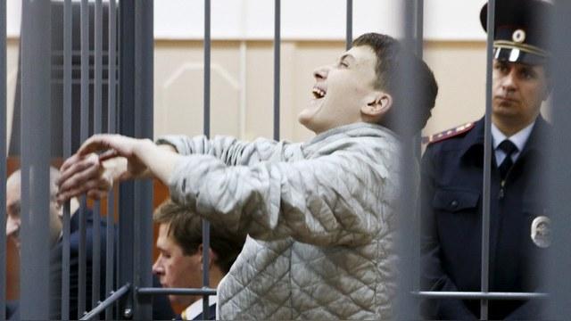 Канада потребовала от Путина освободить Надежду Савченко