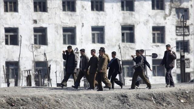 BBC: На «рабский труд» северокорейцев в России смотрят сквозь пальцы