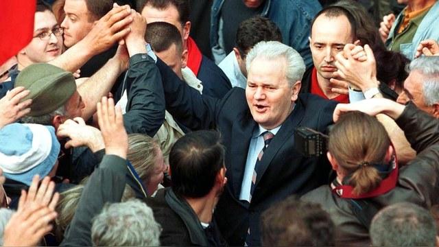 Шведский политик: С Путиным на Украине нужно разобраться как с Милошевичем