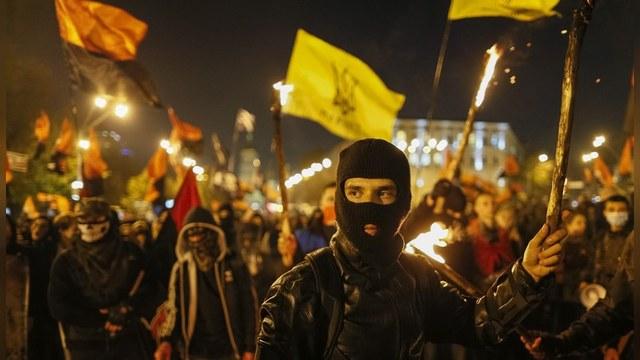 Washington Times: Бездействие Запада толкает Украину к фашизму