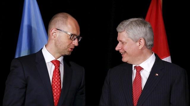 JDM: Канадские власти променяли свой народ на Украину и Израиль