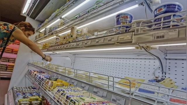 Telegraph: Из-за кризиса россияне стали больше воровать в магазинах