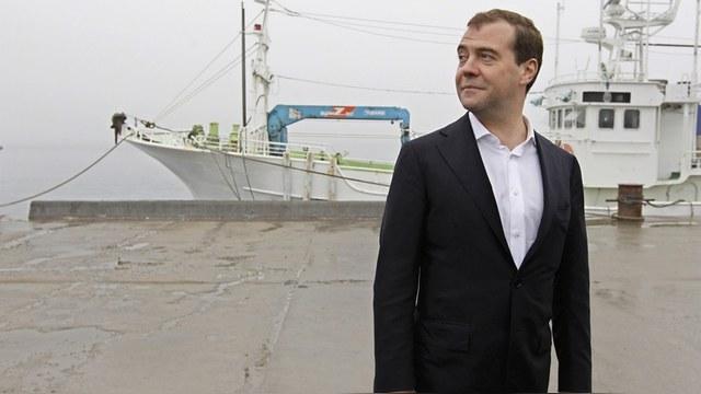 Токио призвал Медведева поберечь чувства японцев