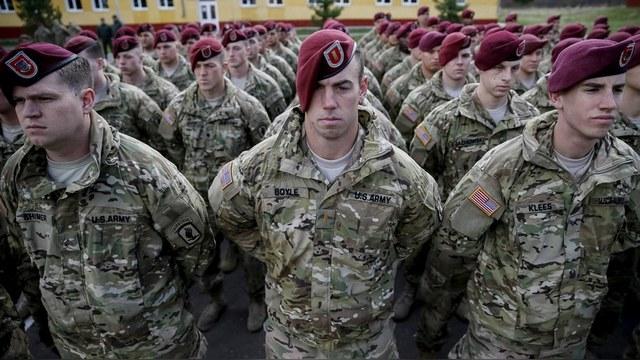 NYT: Американские инструкторы возьмутся за регулярную армию Украины