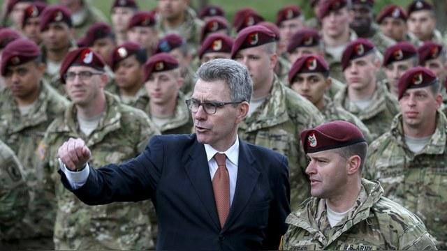 Посол США об учениях НАТО: Мы защищаем Украину, а не провоцируем Россию