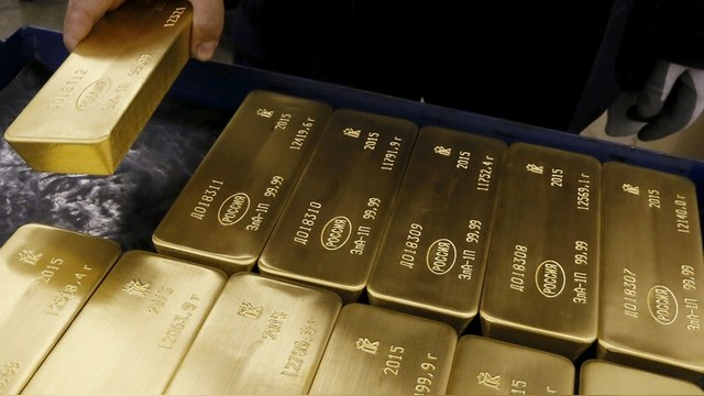 Bild: «Золотой» просчет Путина стоил России 15 миллиардов долларов