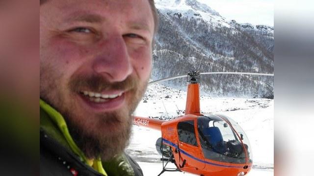 Российский вертолетчик чудом выжил после крушения во льдах