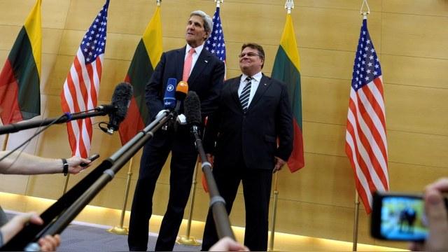 Литва предложила США «освободить» Крым дедовским способом
