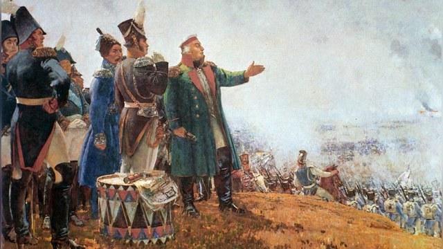 Hindu: Справиться с Наполеоном Кутузову помогло ранение в голову