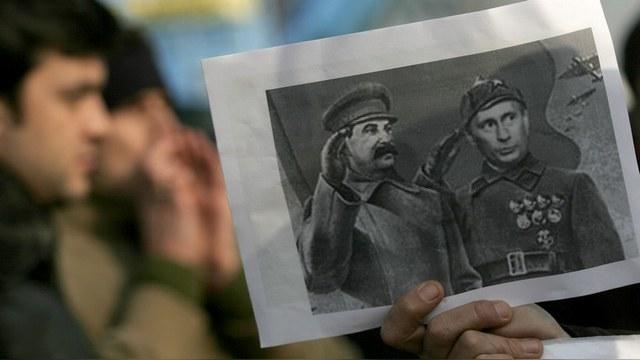 Jornada: Консервативный разворот Путина напоминает сталинскую контрреволюцию