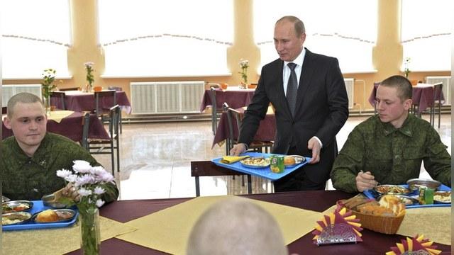 Обозреватель Bloomberg: Таких, как Трамп, Путин «ест на обед»