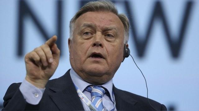 Владимир Якунин призвал БРИКС покончить с «диктатурой доллара»