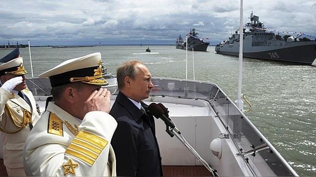 Новая Морская доктрина России — декларация или план действий?