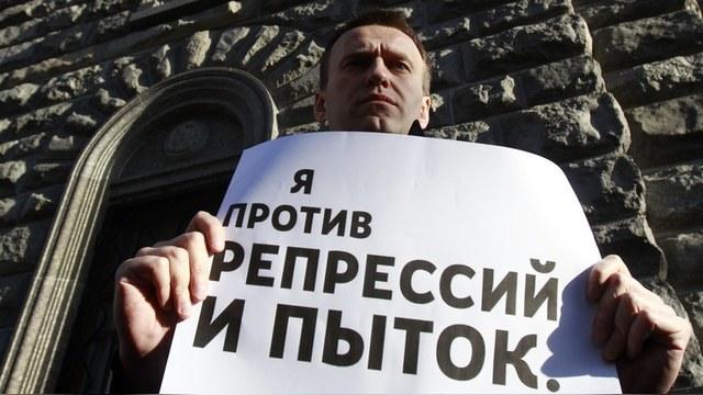 Навальный: Путин терроризирует элиту, чтобы та не раскололась